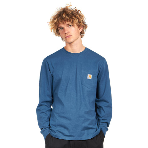 Carhartt WIP - L/S Pocket T-Shirt