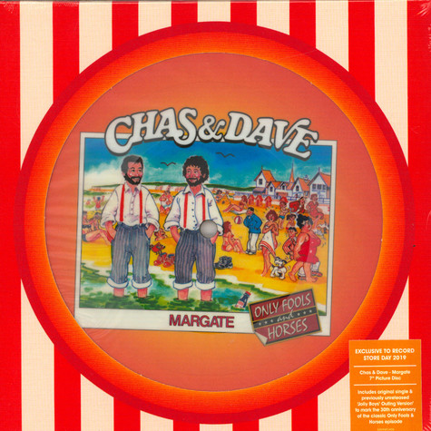 Chas & Dave - Margate Picture Disc Record Store Day 2019 Edition