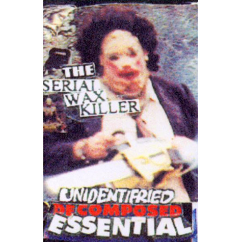 Mix Master Mike - The Serial Wax Killer - Unidentifried Decomposed Essential