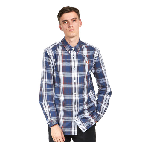 Fred Perry - Twill Check Shirt