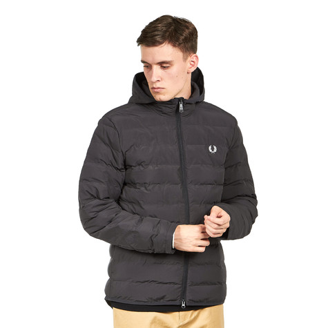 Fred Perry - Insulated Hooded Jacket