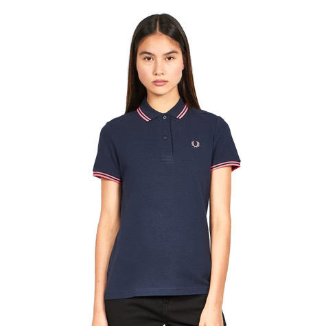 Fred Perry - W Twin Tipped Fred Perry Polo Shirt