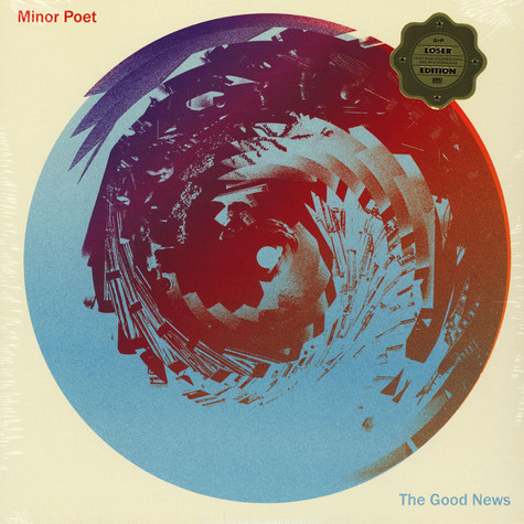 Minor Poet - The Good News EP Loser Ediiton