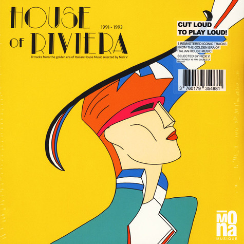 V.A. - House Of Riviera