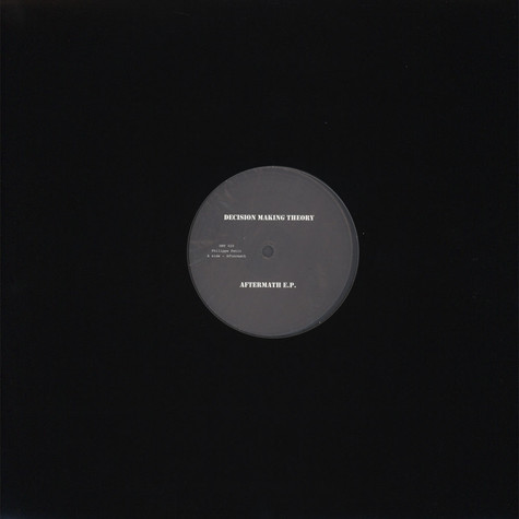 Philippe Petit - Aftermath EP