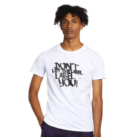 DLTLLY (Don't Let The Label Label You!) - Logo T-Shirt