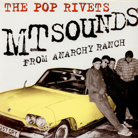 The Pop Rivets - MT Sounds From Anarchy Ranch