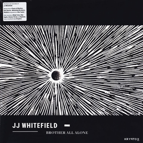 JJ Whitefield - Brother All Alone