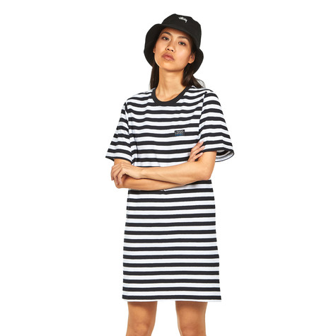 Stüssy - Murray Striped T-Shirt Dress