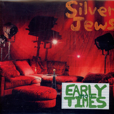 Silver Jews - Early Times 1990-1