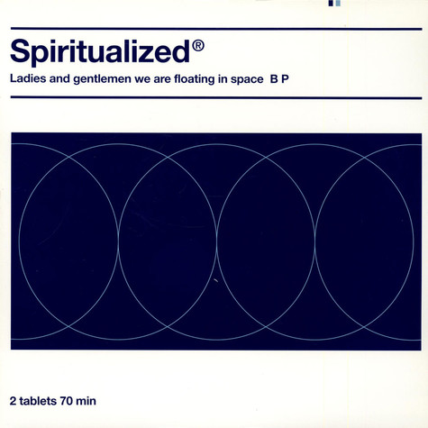 Spiritualized - Ladies And Gentlemen We Are Floating In Space B P