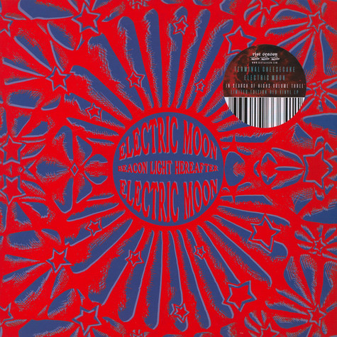 Electric Moon & Terminal Cheesecake - In Search Of Highs Volume 3 Red Vinyl Edition