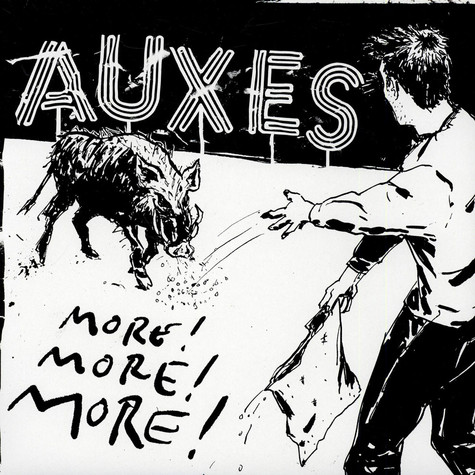 Auxes - More!More!More!
