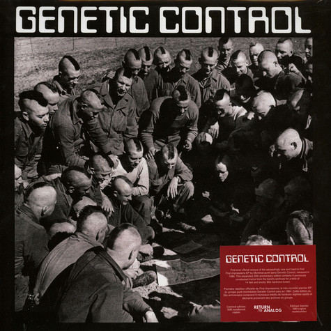 Genetic Control - First Impressions