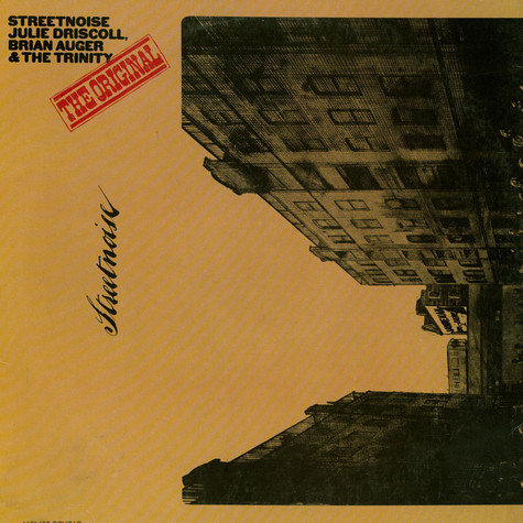 Julie DriscollBrian Auger & The Trinity - Streetnoise (The Original)