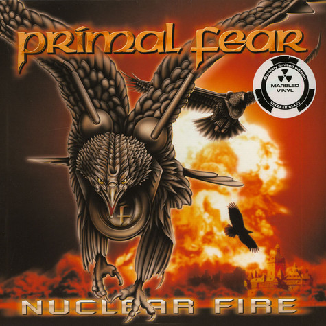 Primal Fear - Nuclear Fire Marbled Vinyl Edition