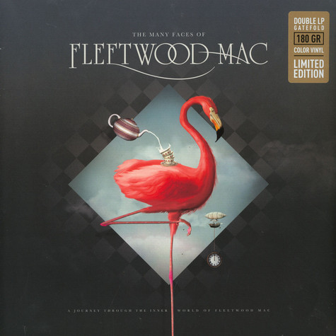 V.A. - The Many Faces Of Fleetwood Mac Colored Vinyl Edition