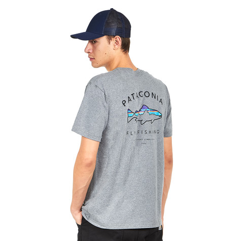 Patagonia - Framed Fitz Roy Trout Responsibili-Tee