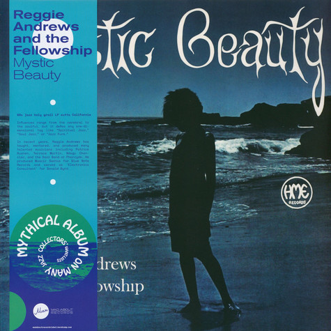 Reggie Andrews And The Fellowship - Mystic Beauty