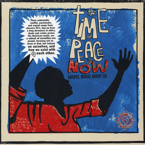 V.A. - The Time For Peace Is Now