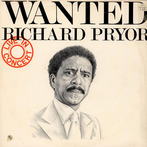 Richard Pryor - Wanted: Live In Concert