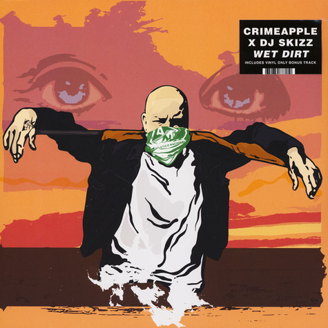 Crimeapple & DJ Skizz - Wet Dirt