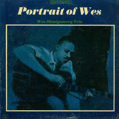 Wes Montgomery Trio, The - Portrait Of Wes