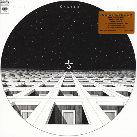 Blue Oyster Cult - Blue Oyster Cult Coloured Vinyl Edition