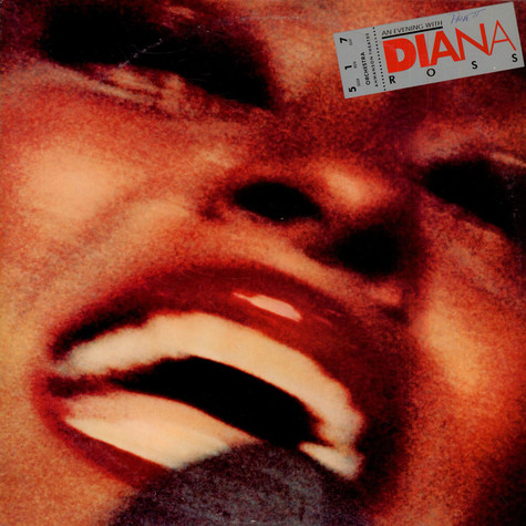 Diana Ross - An Evening With Diana Ross