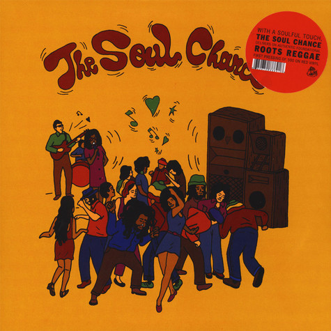 Soul Chance, The - The Soul Chance Red Vinyl Edition
