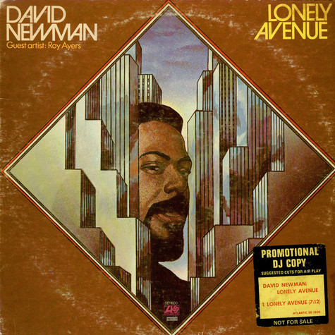 "David ""Fathead"" Newman - Lonely Avenue"
