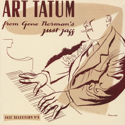 Art Tatum - From Gene Norman's Just Jazz