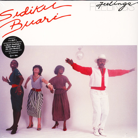 Sidiko Buari - Feelings / Sidiku Buari And His Jam Busters