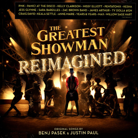 V.A. - OST The Greatest Showman Reimagined
