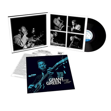 Grant Green - Born To Be Blue Tone Poet Edition