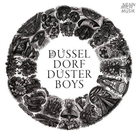 Düsseldorf Düsterboys, The (International Music) - Nenn Mich Musik Black Vinyl Edition