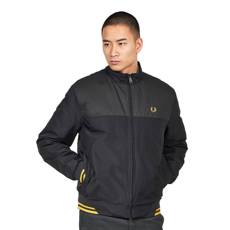 Fred Perry - Printed Panel Sports Jacket