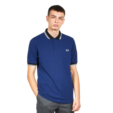 Fred Perry - Contrast Trim Polo Shirt