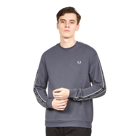 Fred Perry - Taped Shoulder Sweatshirt