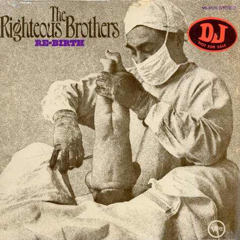 Righteous Brothers, The - Re-Birth