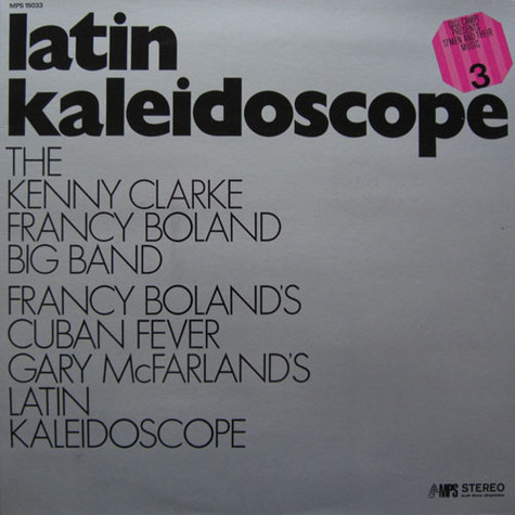 Clarke-Boland Big Band - Latin Kaleidoscope