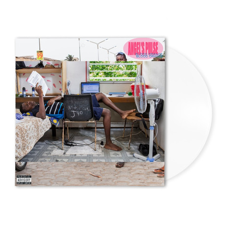 Blood Orange (Dev Hynes aka Lightspeed Champion of Test Icicles) - Angel's Pulse White Vinyl Edition