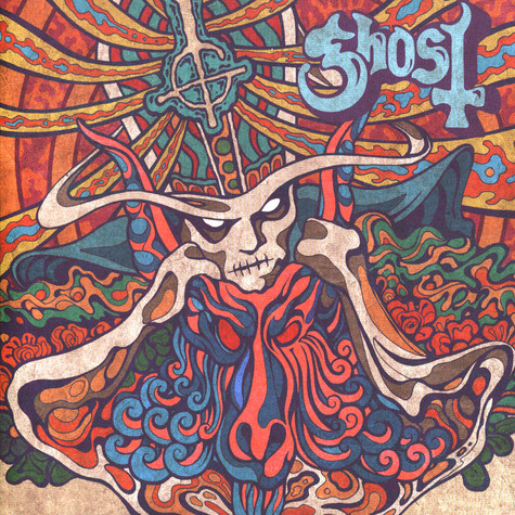 Ghost - Seven Inches Of Satanic Panic