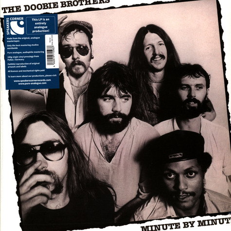 Doobie Brothers, The - Minute By Minute