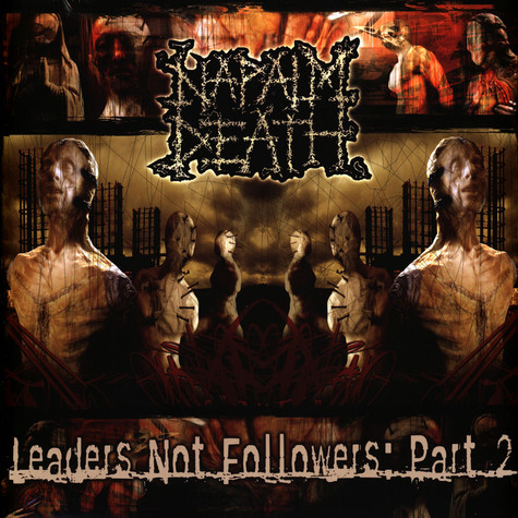 Napalm Death - Leaders Not Followers Part 2 Transparent Yellow Vinyl Edition