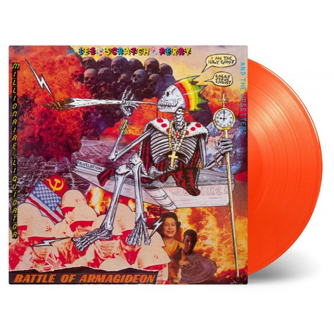 Lee Perry - Battle Of Armagideon Colored Vinyl Edition