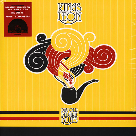 Kings Of Leon - Day Old Belgian Blues Black Friday Record Store Day 2019 Edition