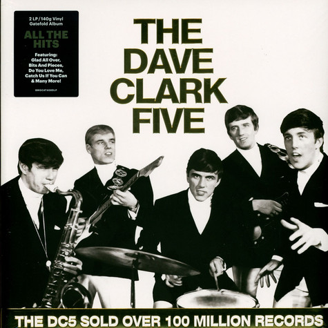 Dave Clark Five, The - All The Hits