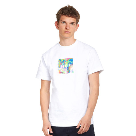 HUF - Acid House Box Logo S/S Tee