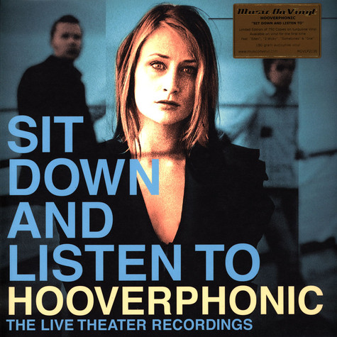 Hooverphonic - Sit Down And Listen To Coloured Vinyl Edition
